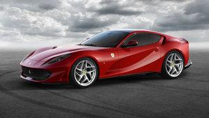 Ferrari 812 Superfast gün yüzüne çıktı
