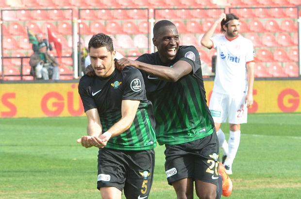 Akhisar Belediyespor: 3 - Antalyaspor: 0 | MAÇ SONUCU