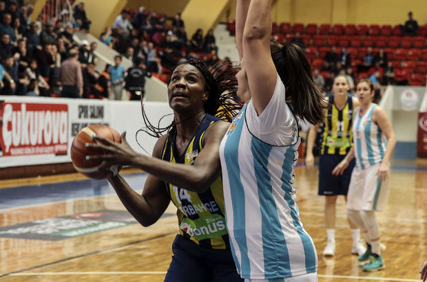 Adana ASKİ: 69 - Fenerbahçe: 76