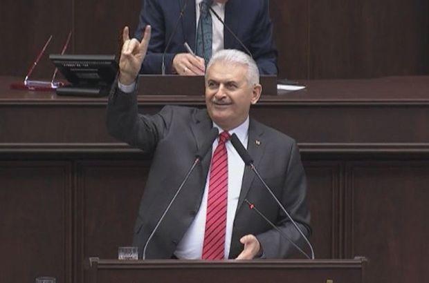Başbakan Binali Yıldırım'ın bozkurt işaretine Devlet Bahçeli'den ilk yorum