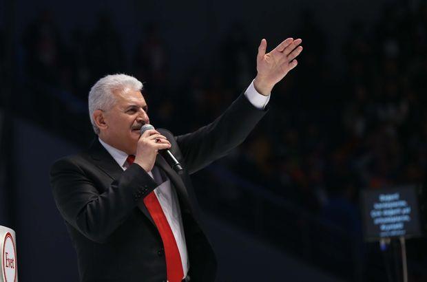 Başbakan Binali Yıldırım, eski AK Partili vekillerle buluştu