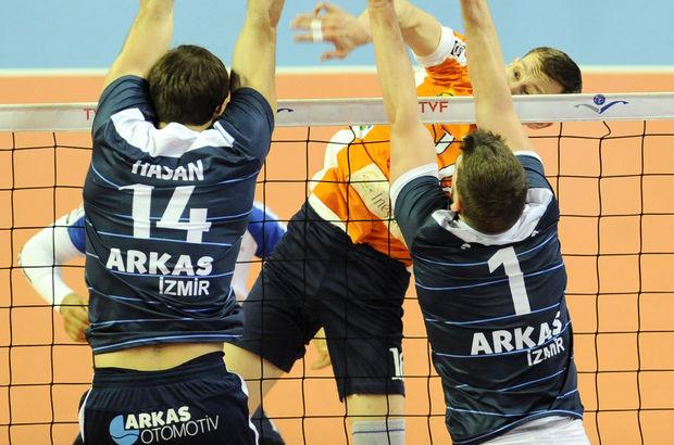 Arkas Spor: 3 - İnegöl Belediyespor: 1