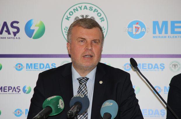 Ahmet Şan: Konyaspor'u rahat bıraksınlar
