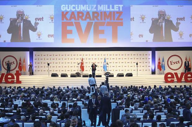 AK Parti kampanya şarkılarını tanıttı