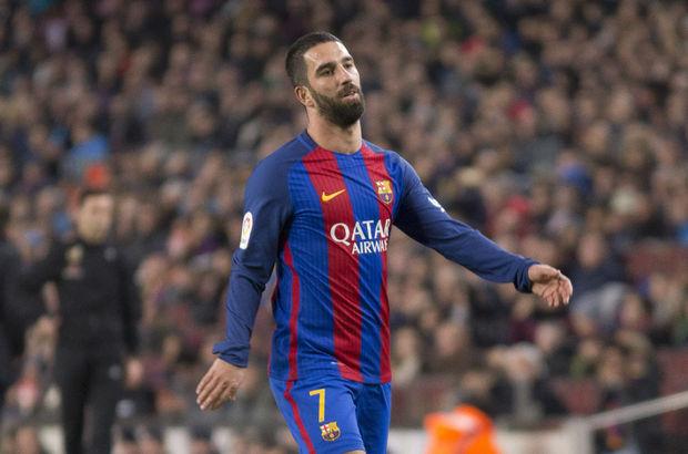Atletico Madrid Barcelona maçında Arda Turan oynayamayacak