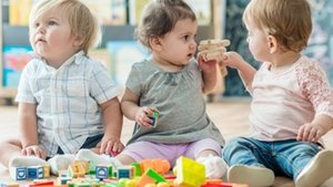 Kreş çocuklarda strese sebep oluyor