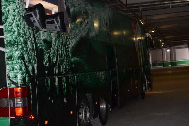 Bursaspor'da saldırının yankıları