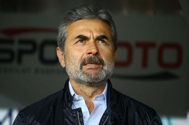 Futbolcular Aykut Kocaman'ı istiyor