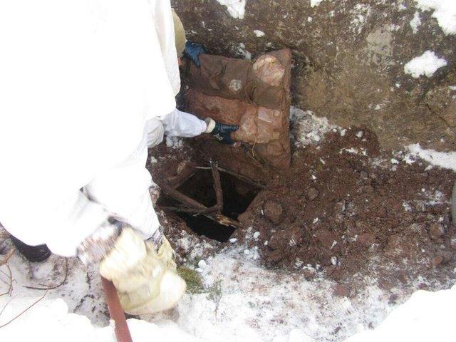 Bingöl Kiğı'da PKK sığınağında 2 erkek cesedi bulundu