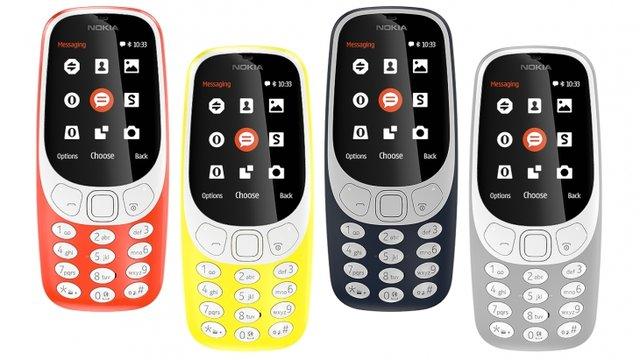 Nokia 3310 satışa çıkmadan rekor kırdı