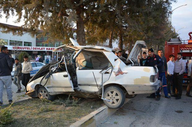 Antalya'da korkunç kaza: 3 ölü