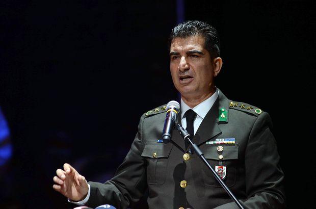 Albay Erhan Altunok'tan duygulandıran konuşma!