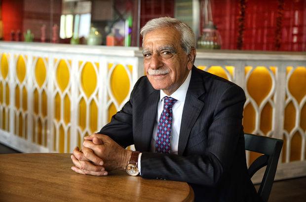 Ahmet Türk: Barışın zamanı olmaz