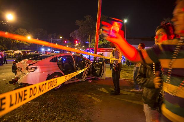 ABD'de festival alanına araba girdi, 28 kişi yaralandı