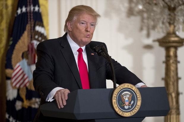 Donald Trump'tan Beyaz Saray Muhabirleri Derneğine rest