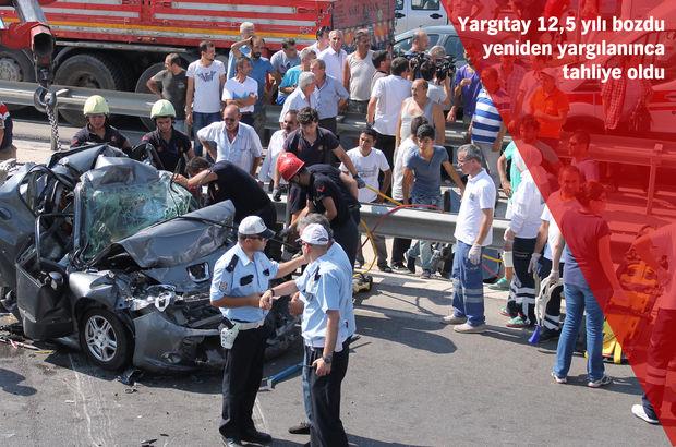 Bursa'da ODTÜ'lü araştırma görevlisi çifti öldüren sürücüye tahliye