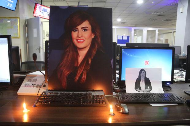 Musul'da mayına basan kadın gazeteci Şifa Gerdi hayatını kaybetti