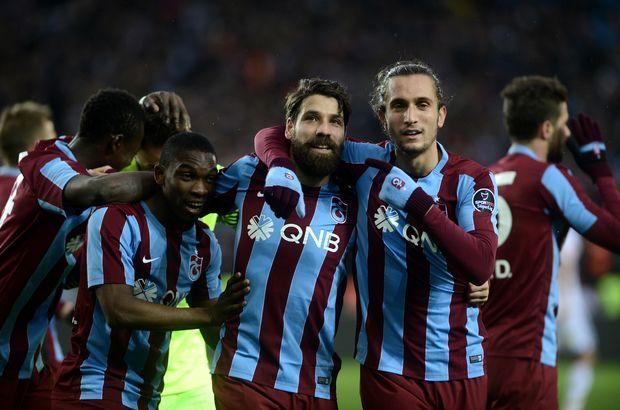 Trabzonspor 2017'de maç kaybetmedi