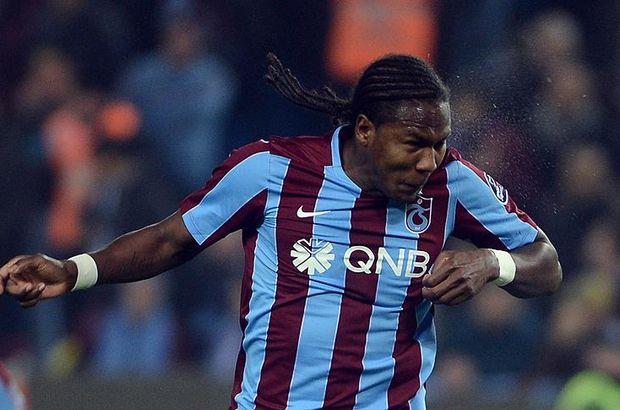 Rodallega, Trabzonspor'da santrforların sessizliğini bozdu