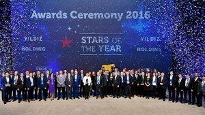 'Senenin Yıldızları' 2016 yılında Yıldız Holding'e 42 milyon dolar katkı sağladı
