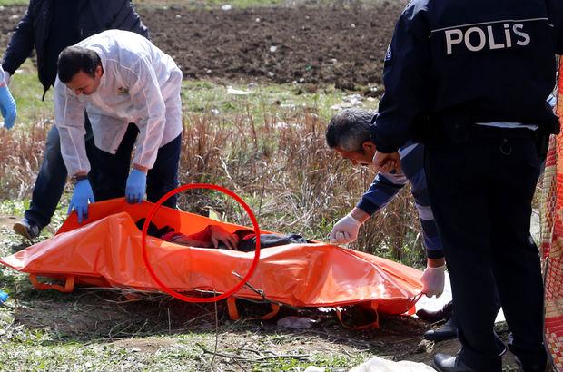 Esrarengiz olay! Çuvaldaki cesedi çocuklar buldu!