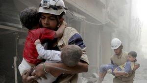 Belgeseli Oscar ödülüne aday olan Suriyeli ABD'ye gidemiyor!