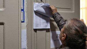 16 Nisan referandumu için seçmen listeleri askıdan iniyor