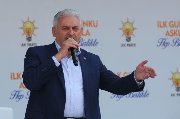 """""""Evet dedikçe, FETÖ elebaşısı kriz geçiriyor, PKK kuduruyor"""""""