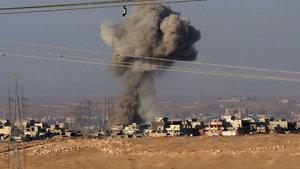 Musul operasyonunda son durum: Onlarca DEAŞ militanı öldürüldü