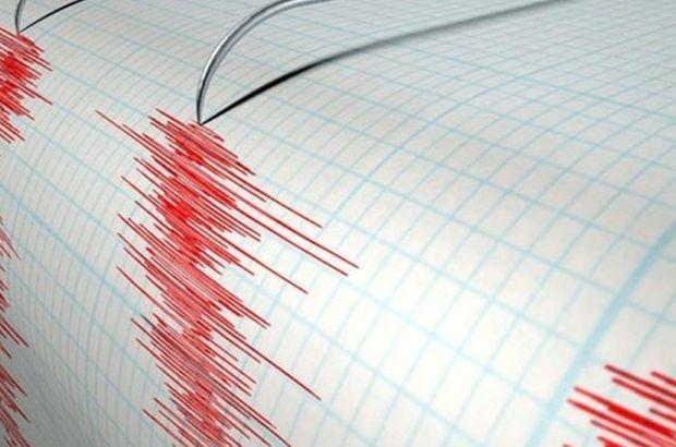 SON DEPREMLER! Antalya'da 3,6 büyüklüğünde deprem