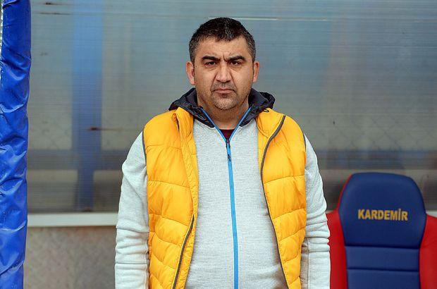 Ümit Özat: Hem Karabükspor'u hem de hakemi tebrik ediyorum