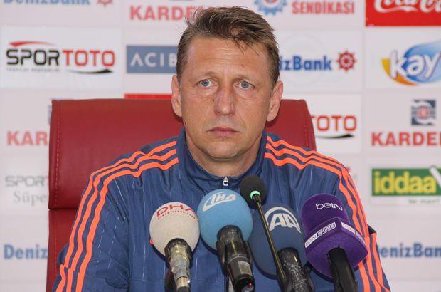 Zoran Barisic: Şans bizden yanaydı