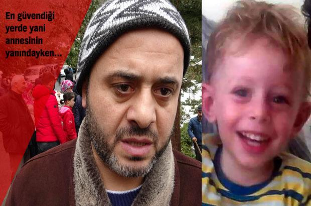 Tuzla'da 3 yaşındaki ALi Rahman, annesiyle gittiği spor salonunda dolabın altında kalarak öldü