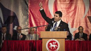 Gültekin Uysal, üçüncü kez Demokrat Parti Genel Başkanı!