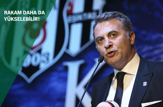Beşiktaş'ta derbi primi iki katına çıktı