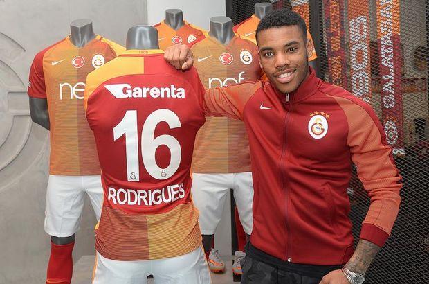 Galatasaray'lı Garry Rodrigues'ten Olympiakos-Beşiktaş yorumu