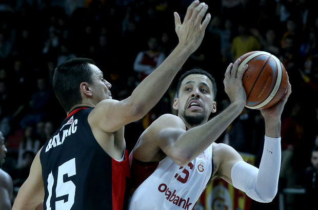 Galatasaray Odeabank: 66 - Gaziantep Basketbol: 79   MAÇ SONUCU