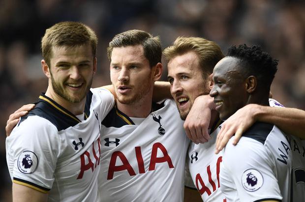 Tottenham: 4 - Stoke City: 0 | MAÇ SONUCU