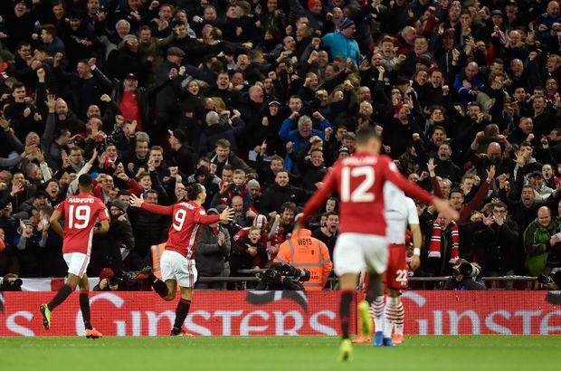 Manchester United: 3 - Southampton: 2   MAÇ SONUCU