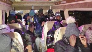 Çanakkale'de 60 kaçak yakalandı