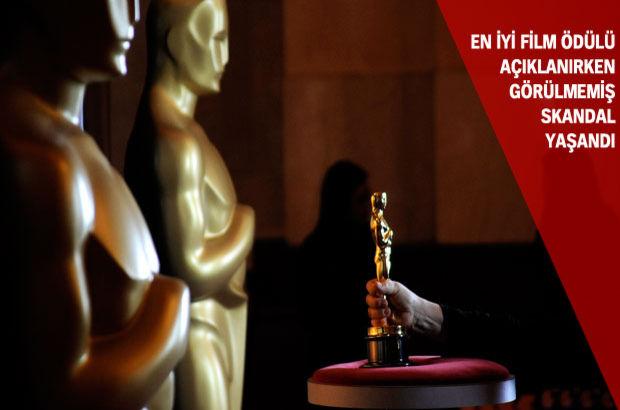 İşte Oscar kazananlar!