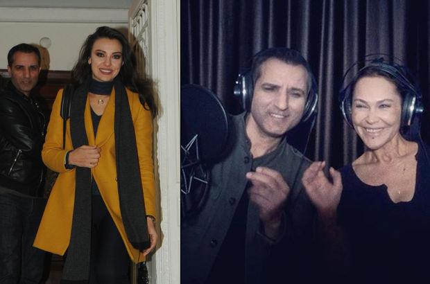 Rafet El Roman Hülya Avşar'ı seçince Tuvana Türkay çıldırdı!