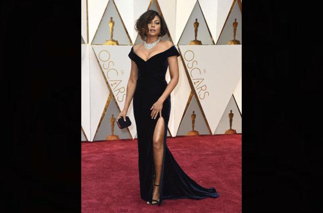 2017 Oscar Ödülleri kırmızı halı geçişi!