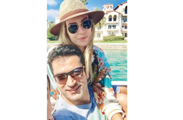 Kenan İmirzalıoğlu ve Sinem Kobal Miami'de ev baktı