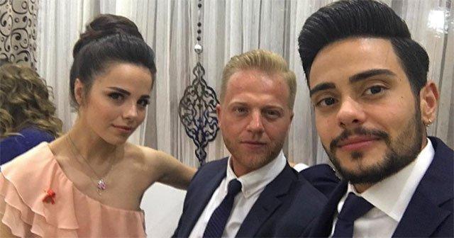 Rüzgar Erkoçlar, Tuğba Beyazoğlu ile nişanlandı! İşte Rüzgar Erkoçlar'ın nişanlısı