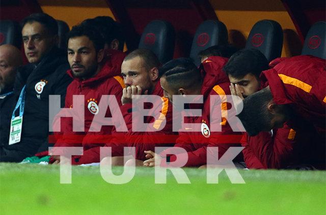 Galatasaray taraftarından Selçuk İnan'a tepki...