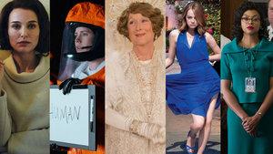 2017 Oscar'larında kadınlar başrolde!
