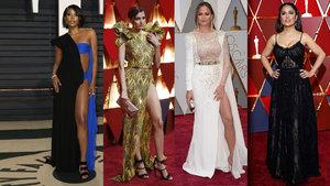 2017 Oscar Ödülleri kırmızı halı geçidi başladı!