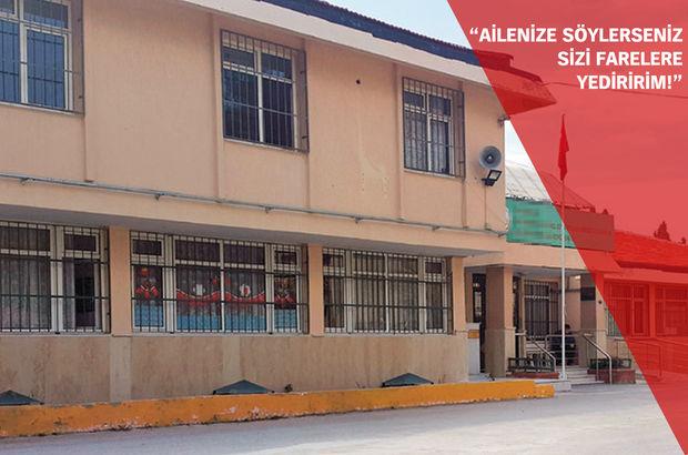 İzmir'de engelli okulunda istismar skandalı!