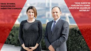 Shai Cohen: İlişkiler kötüyken bile Türk yetkililer çok iyi davrandı
